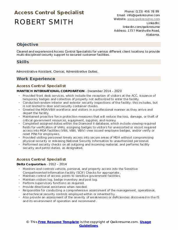 Access control technician resume compare and contrast essay mythology