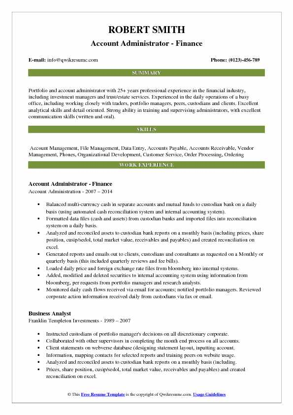 Order Processing Resume Talktomartyb