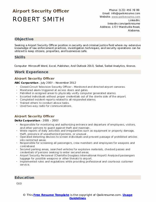 Airport security screener resume cheap scholarship essay ghostwriter for hire usa