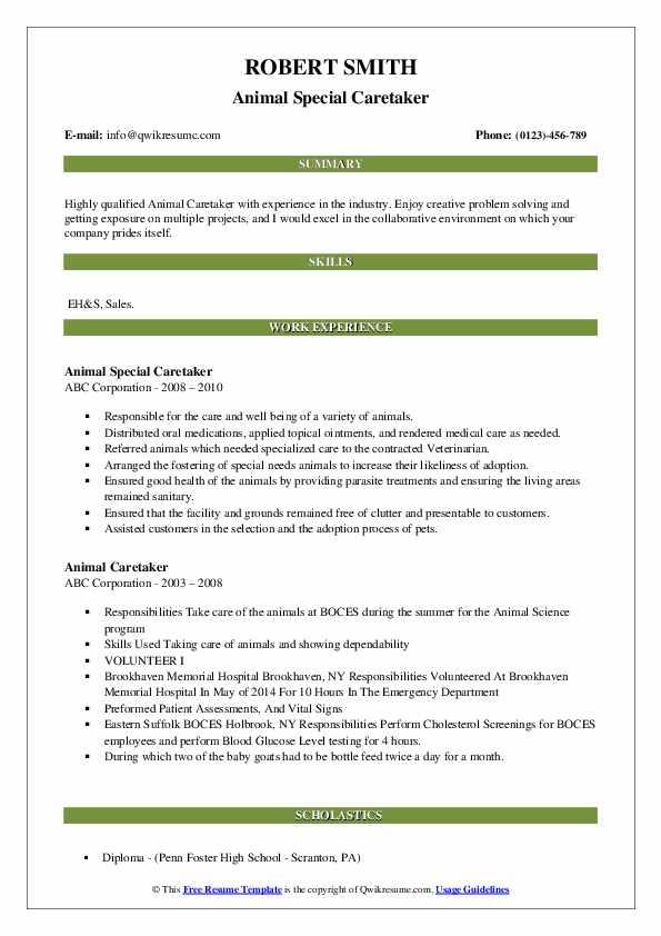 Asset Protection Associate Supervisor Resume Model