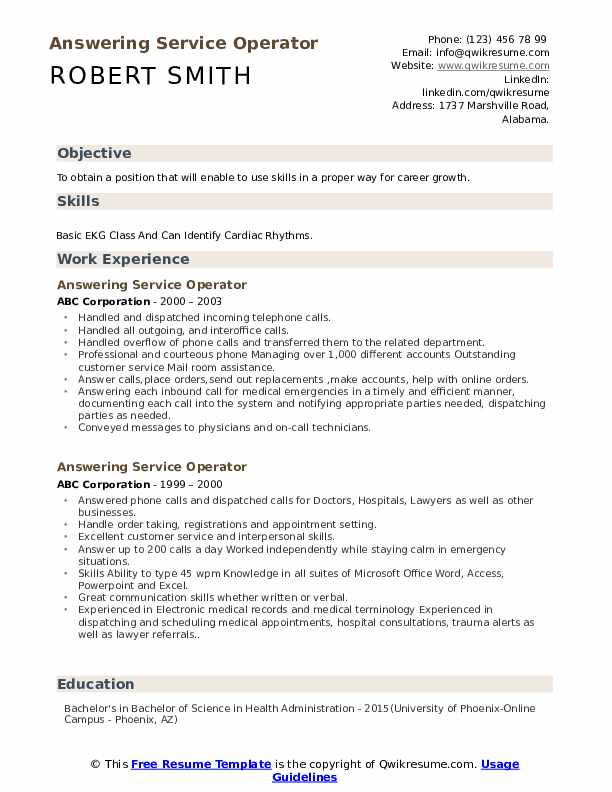 Resume words for answering phones popular masters annotated bibliography topics
