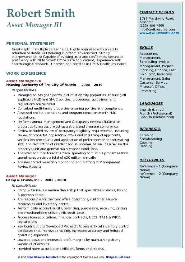 Lead HR Intern Resume Example