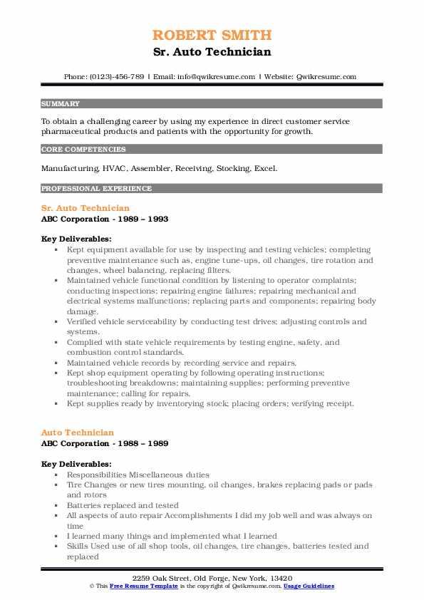 Materials Coordinator/Purchasing Coordinator Resume Template