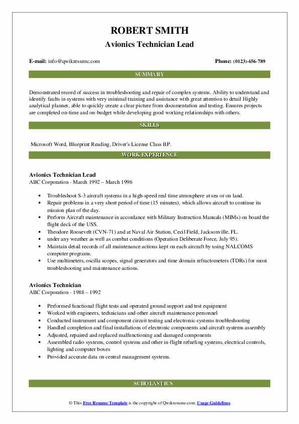 Quality Supervisor/CMM Programmer Resume Example