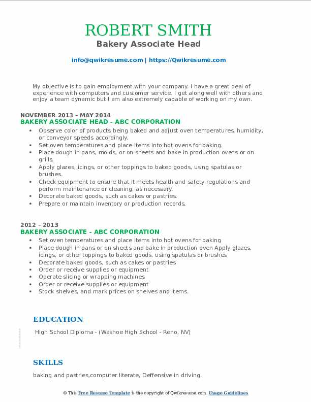 Facilitator III Resume Sample
