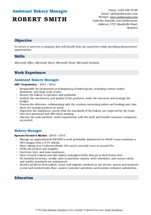 Salon Manager/Stylist Resume Sample