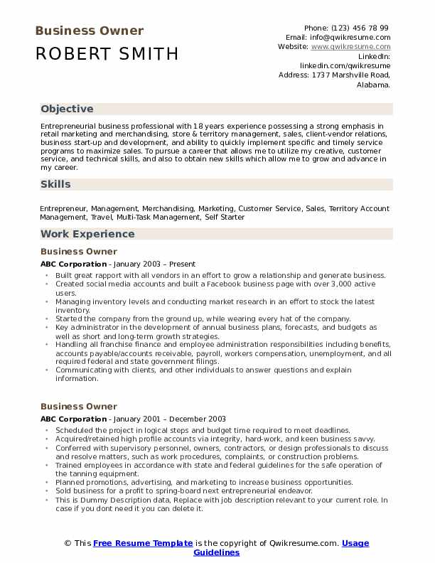 business development resume samples  examples and tips
