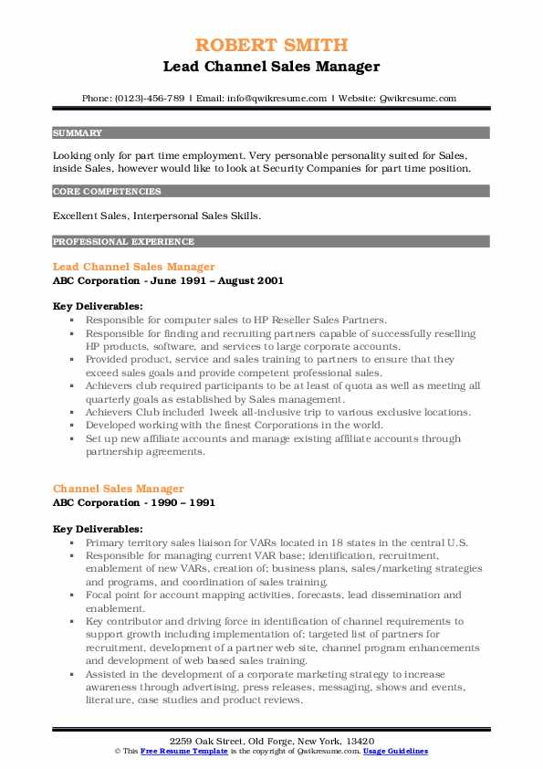 Telecom channel sales manager resume free essays on huck finn