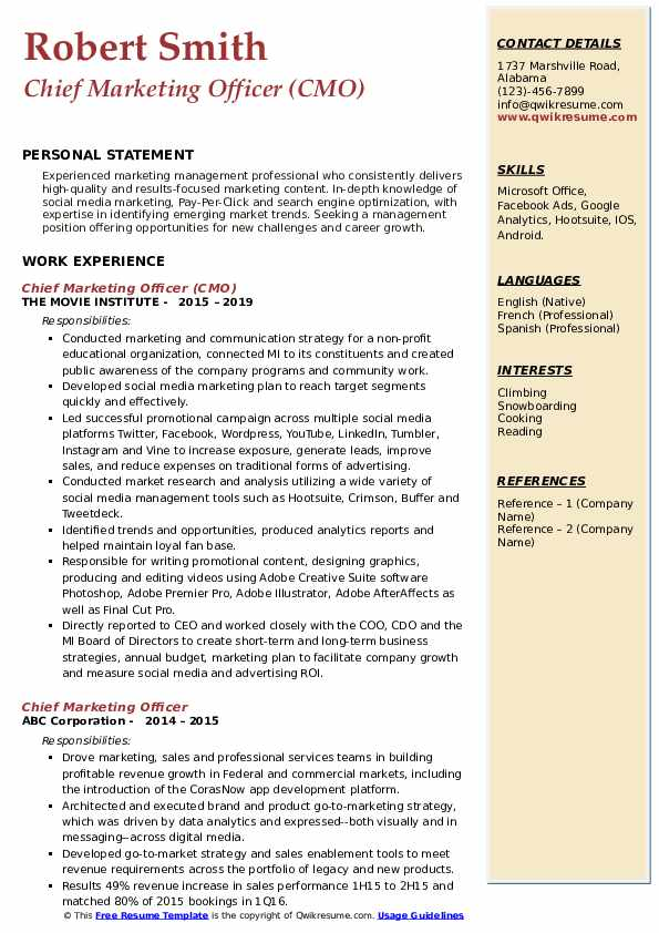 Finance Associate/Analyst Resume Format