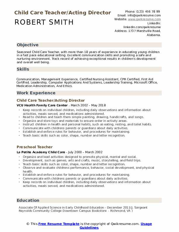 education or experience first on a resume