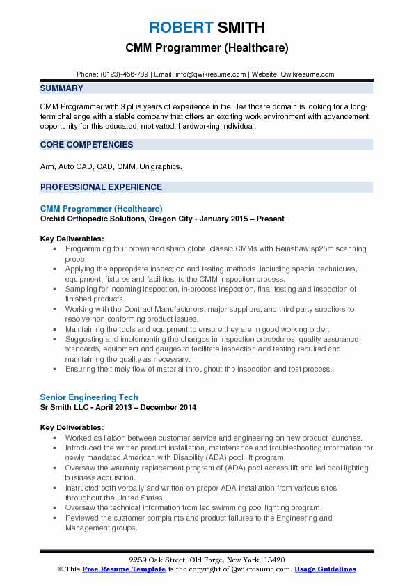 Engineering Resume Samples Examples And Tips