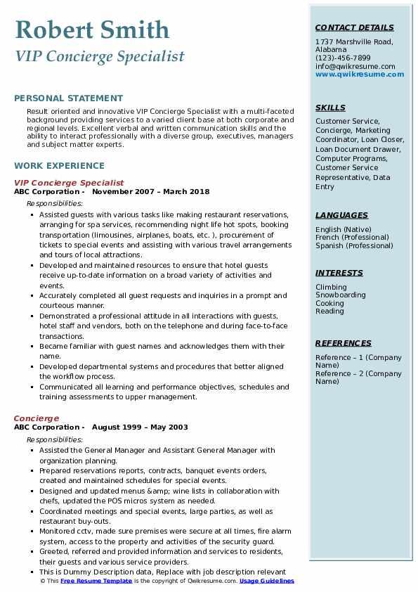 construction based resume