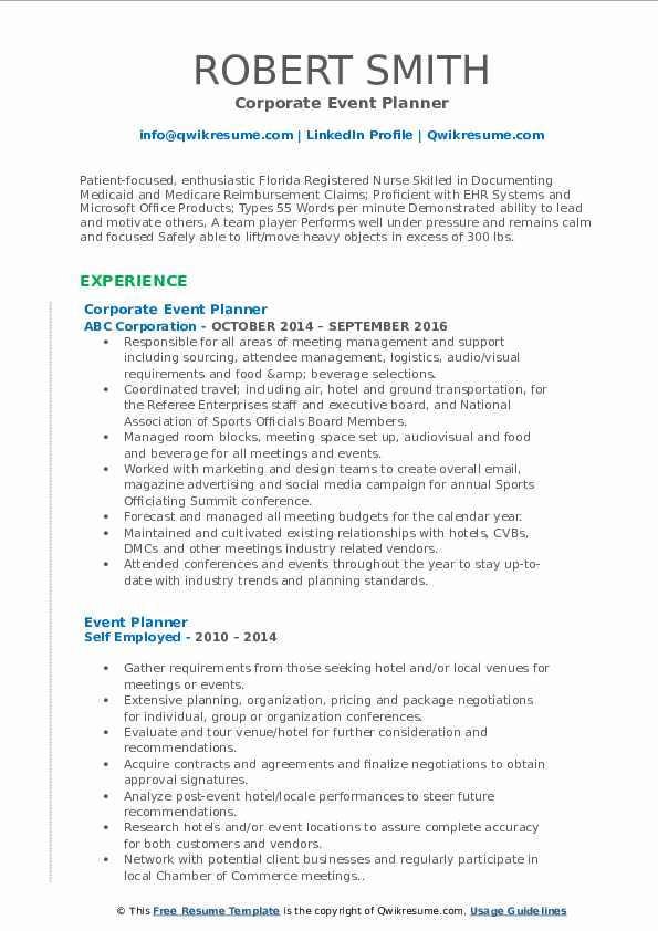 Event Planner Cover Letter Entry Level from assets.qwikresume.com