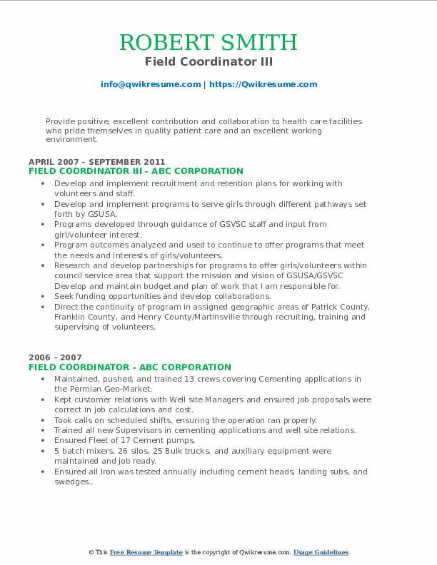 Associate Eligibility Worker Resume Template