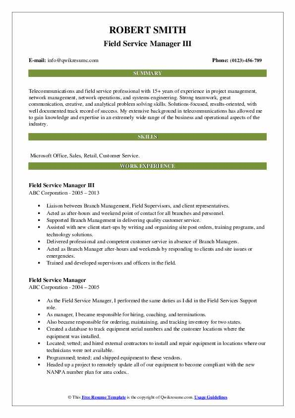 Jr. Scheduling Manager Resume Format