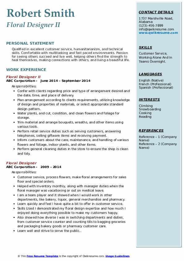 Associate Product Coordinator Resume Example