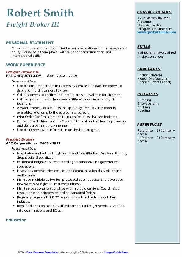an o henry reader resume