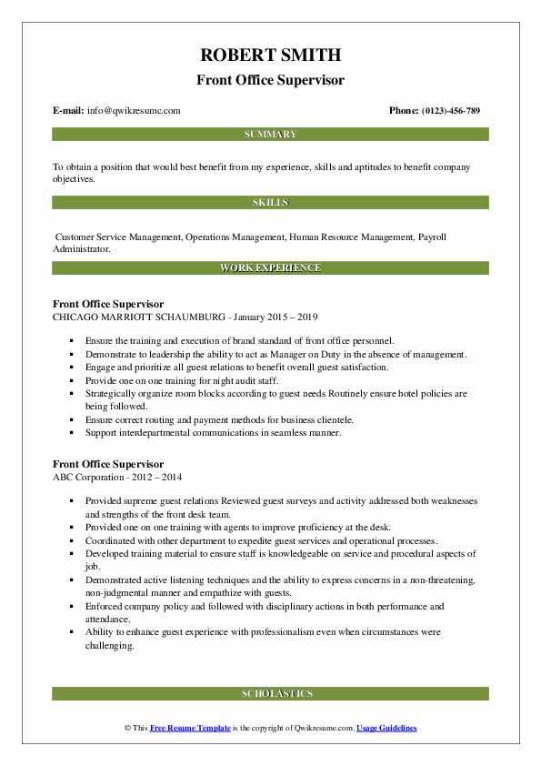 Merchandise Coordinator/Trainer Resume Sample
