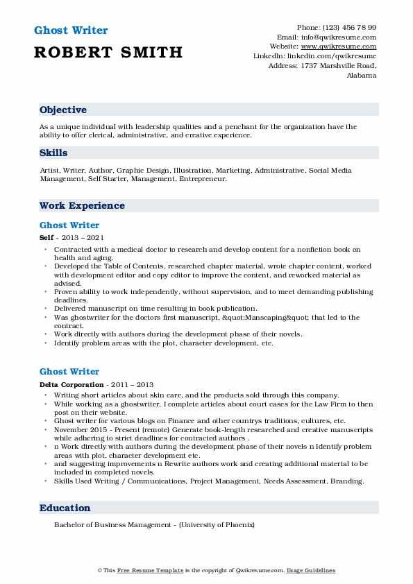 Best cv ghostwriting websites do you print resume double sided