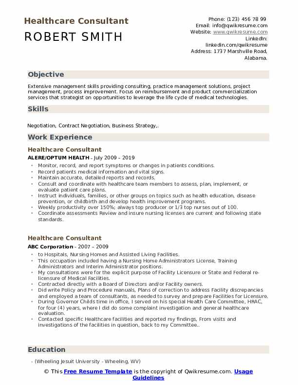 Hospice Case Manager Resume example