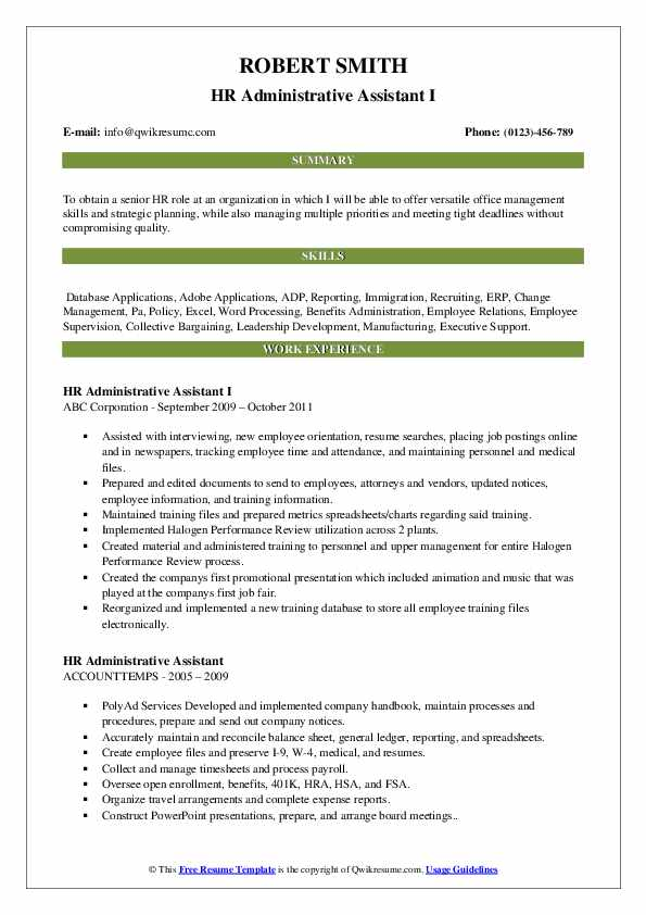 Senior Purchasing Specialist Resume Sample