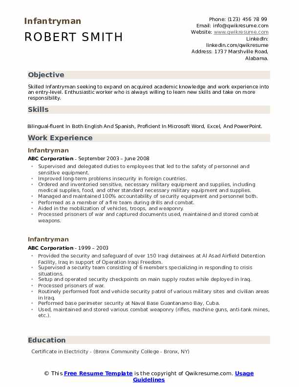 Sample marine corps infantry resume thesis topics for english majors