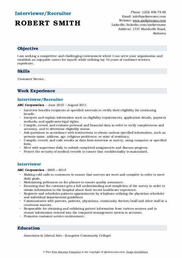 Reservationist/Receptionist  Resume Sample