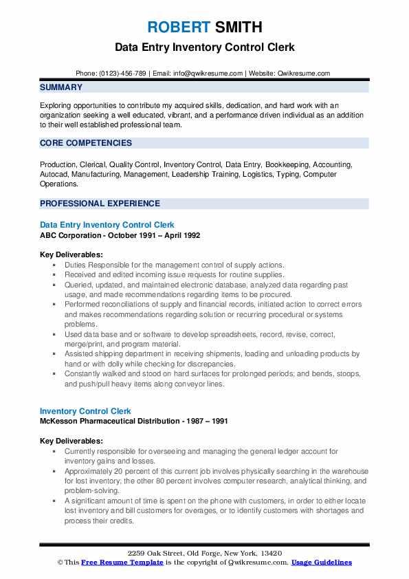 Senior Process Associate Resume Model