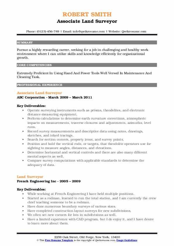 Part-time Shop Hand Resume Model