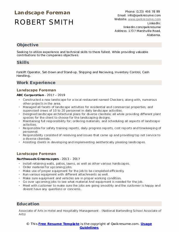 Lanscaping resume custom blog writers website for college