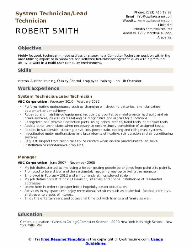Professional Truck Driver Resume Samples Qwikresume