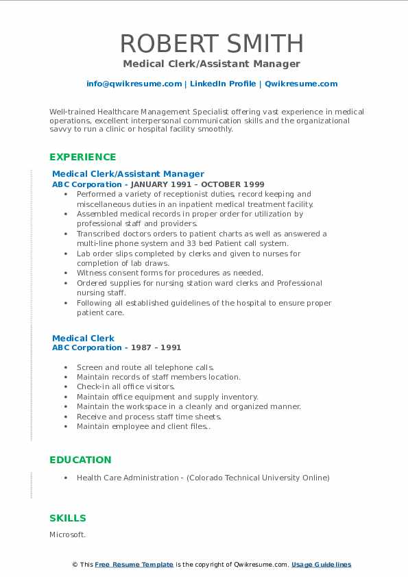 Payroll Assistant/Account Manager Resume Sample
