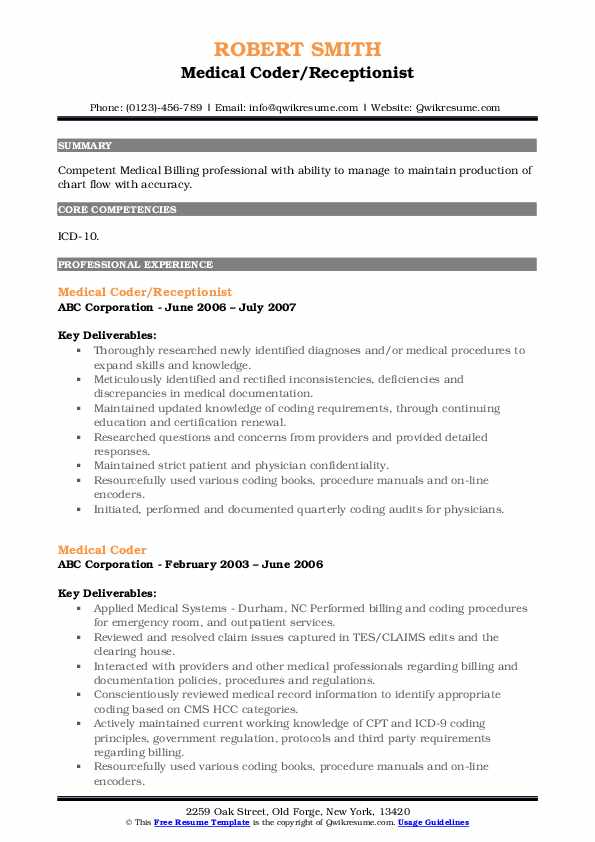 Medical Office Assistant Resume Sample 290983 Of A 2016 I