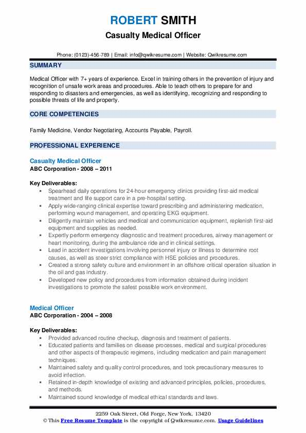 Medical Officer Cover Letter Pdf Perfect Photos Memorable
