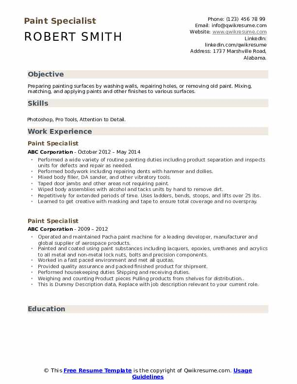 Resume objectives sample paint finishes esl research proposal writer service gb