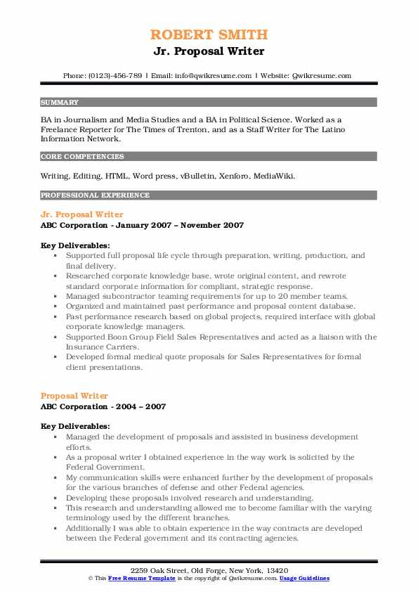 Proposal consultant resume paper research institute saharanpur