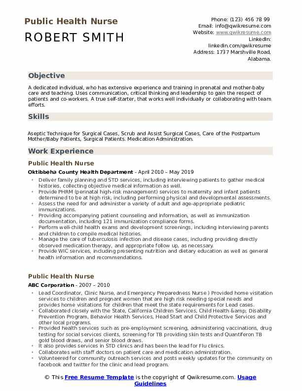 postpartum nurse job description for resume july 2020