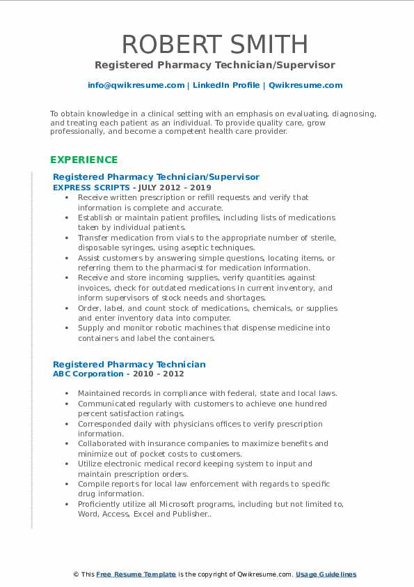 lead material handler resume samples