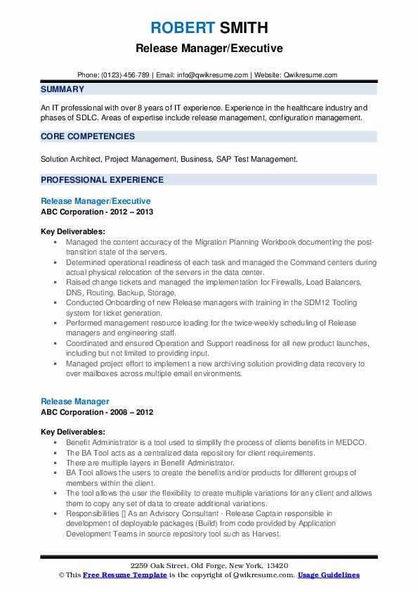 Change release manager resume thesis for electoral college paper