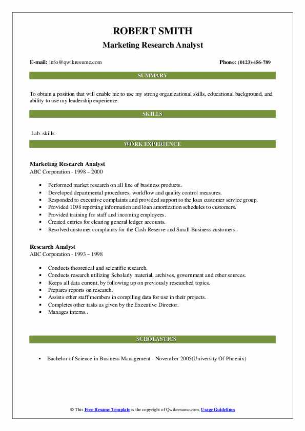 Customer Care Manager II Resume Example