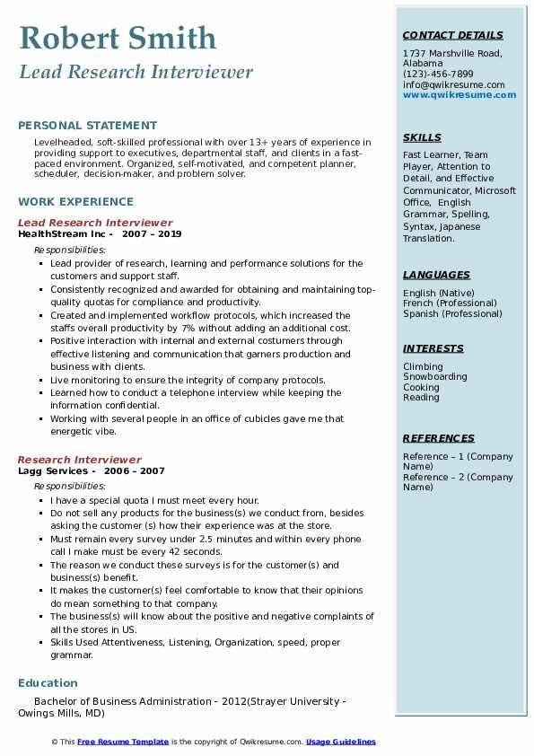 Corporate Receptionist III Resume Example