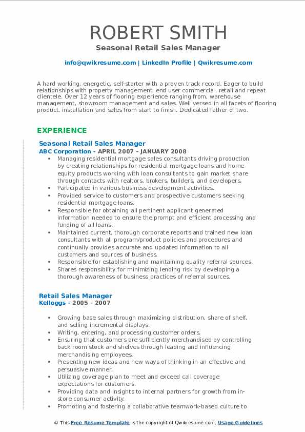 Deputy Chief Operations Officer Resume Example