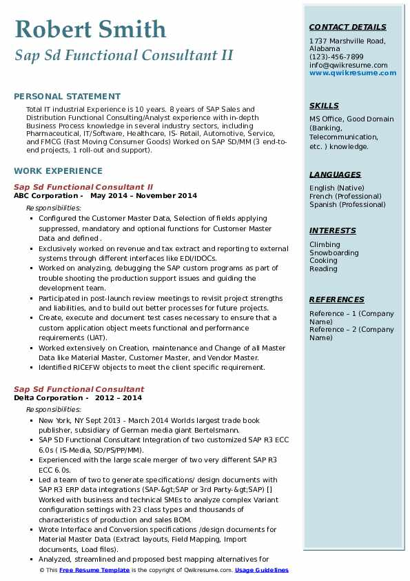 writing technical resume skills