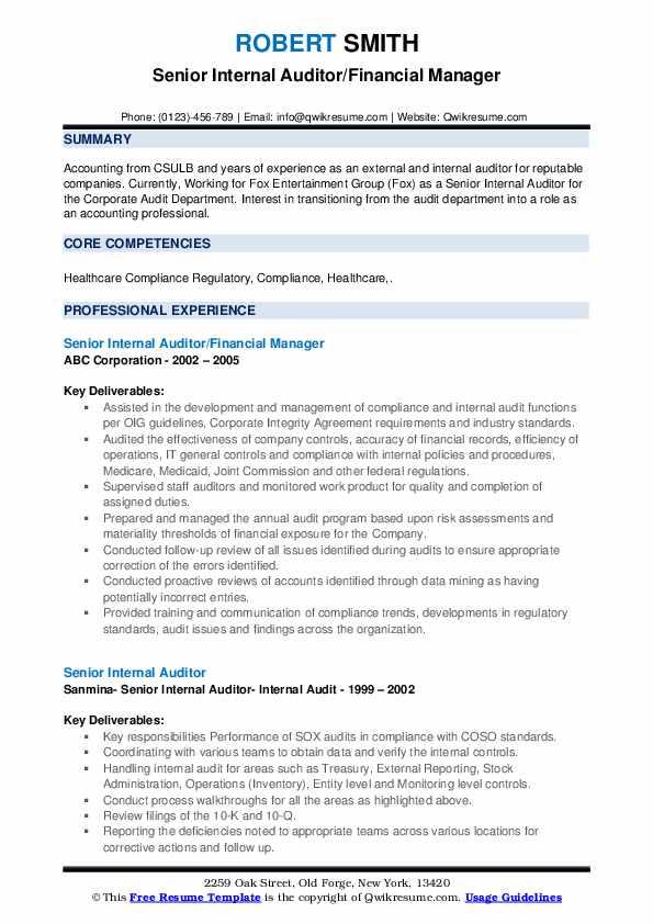 Jr. Fraud Specialist Resume Format