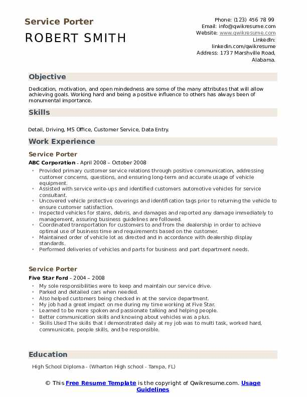 Wharton Resume Template from assets.qwikresume.com