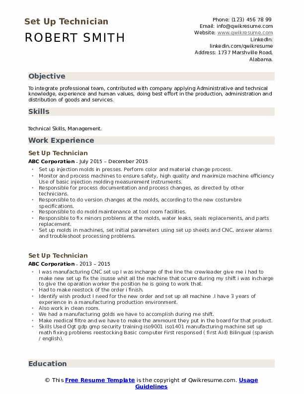 Resume set ups write me speech cv