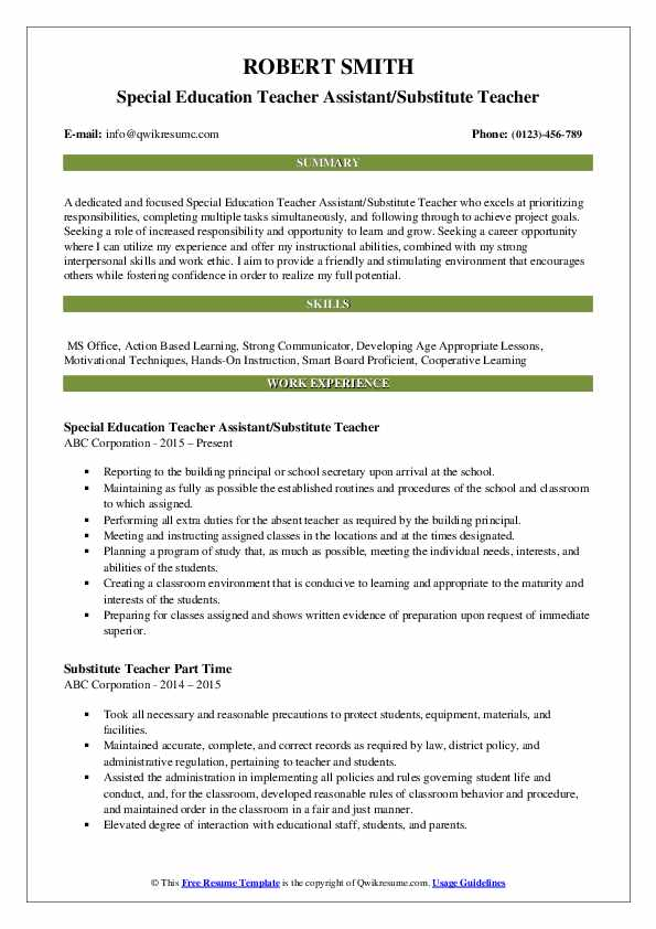 subsute-teacher-1562232048-pdf Template Cover Letter Best Oracle Business Intelligence Resume Oepe on