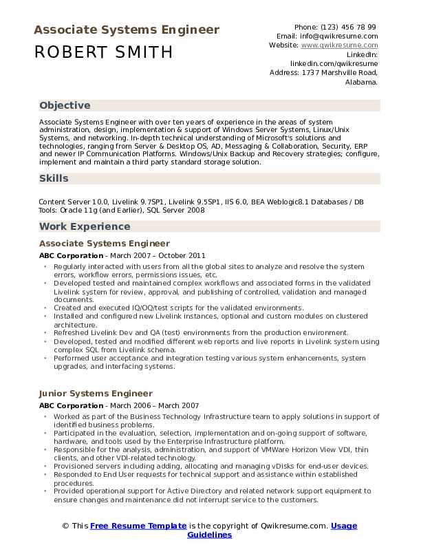 microsoft azure engineer resume