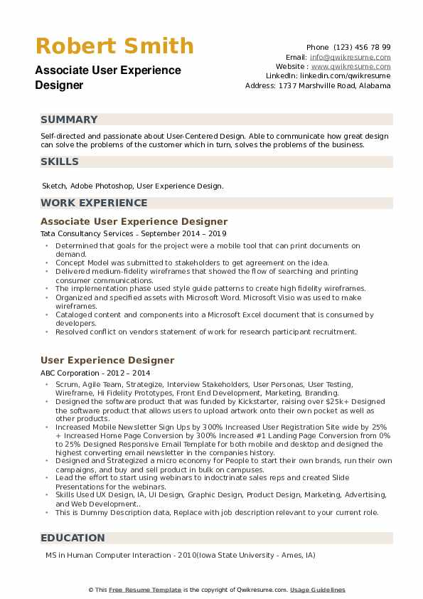 Ux Designer Cover Letter Pdf Primary Collection Most Effective