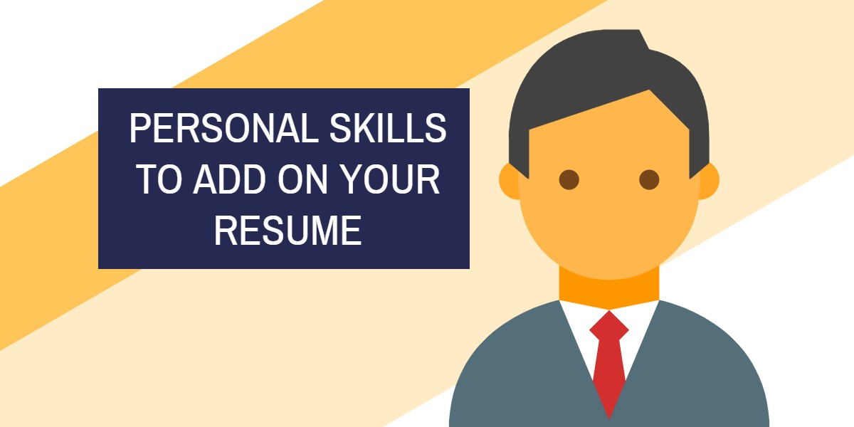 Ways to Personalize a Resume